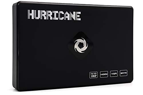 Hurricane TV Media Player mit 1TB Festplatte Full...