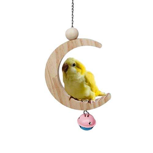 Vogelspielzeug Vögel Holzleiter Spielzeug...