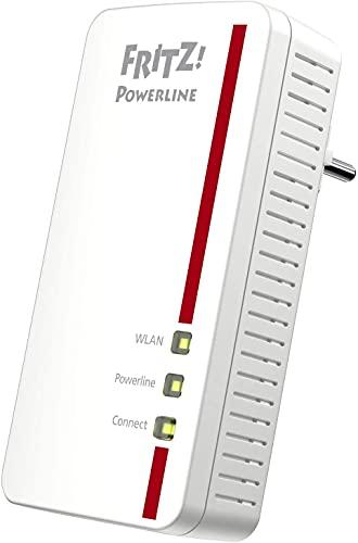 AVM FRITZ!Powerline 1260 Single-Adapter (1.200...