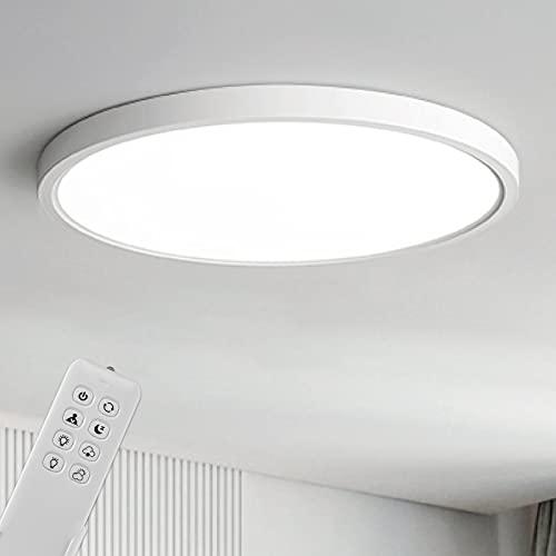 Anten Deckenleuchte Dimmbar   Deckenlampe TARA 24W...