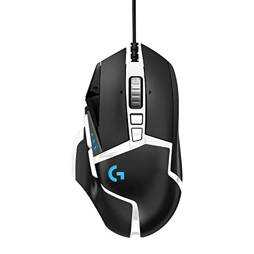 Logitech G502 HERO Gaming-Maus Special Edition mit...