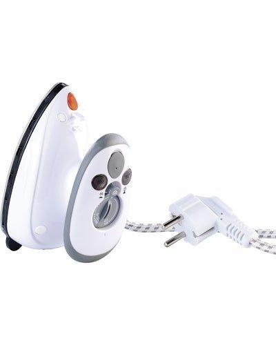 Sichler Haushaltsgeräte Mini Bügeleisen:...