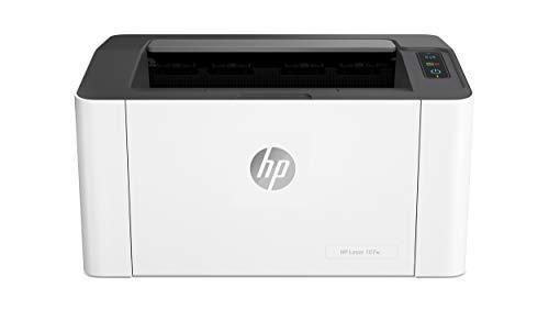 HP Laser 107w Laserdrucker (A4 Drucker, WLAN, USB)