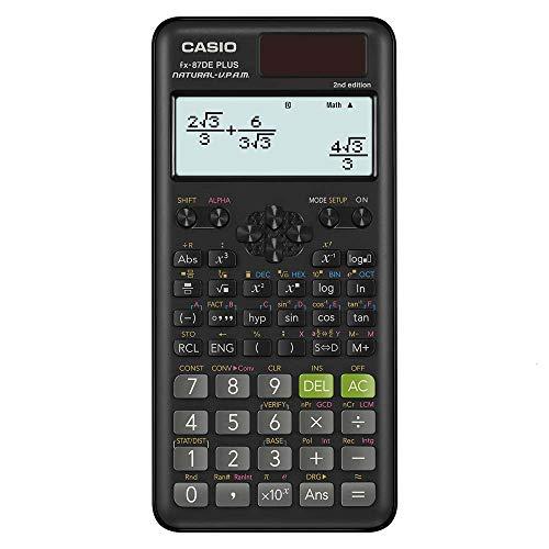 Casio FX-87DE PLUS-2 Wissenschaftlich-Technischer...