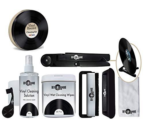 Komplettes Reinigungsset für Vinyl-Schallplatten,...