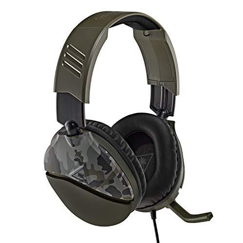 Turtle Beach Recon 70 Camo / grün Gaming Headset...