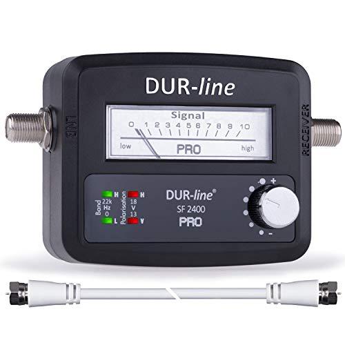 DUR-line® SF 2400 Pro - Satfinder - NEU -...