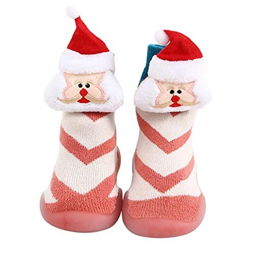 Weihnachten Krabbelschuhe Baby Kleinkind Schuhe...