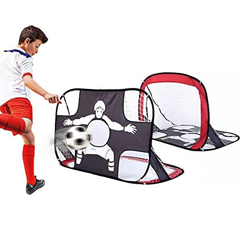 Fußballtore Faltbare, Fußballtor mit Torwand...