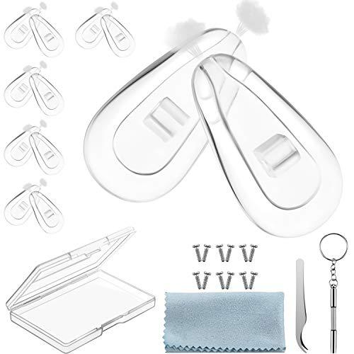 Nasenpads für Brillen, Reparatur Kit für...