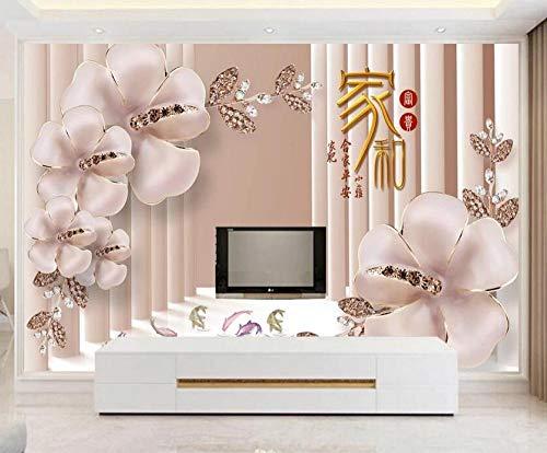 Li Bu Jiao Schmuck Anthurium Blume 3D Hintergrund...
