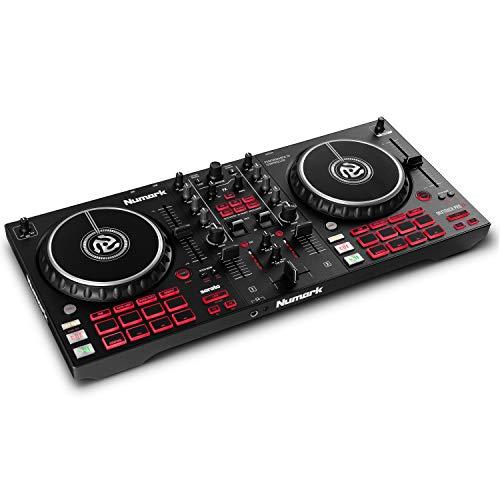 Numark Mixtrack Pro FX – 2 Deck DJ-Controller...