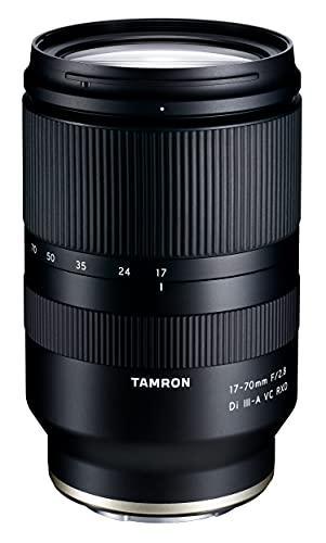 TAMRON 17-70mm F/2.8 Di III-A VC RXD Zoom-Objektiv...