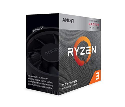 AMD Ryzen 3 3200G 4,2GHz AM4 6MB Cache Wraith...