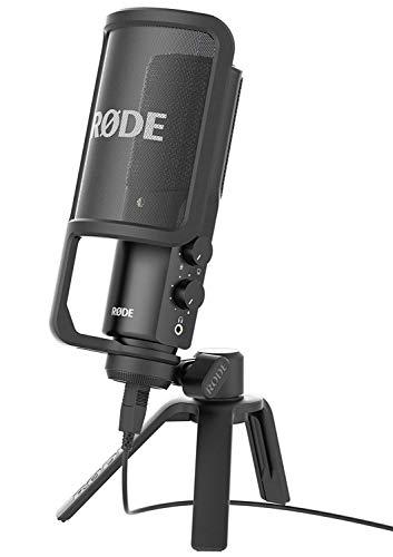 Rode NTUSB Studioqualität USB-Kondensatormikrofon...