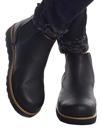 Leif Nelson Herren Schuhe Klassische Stiefel...