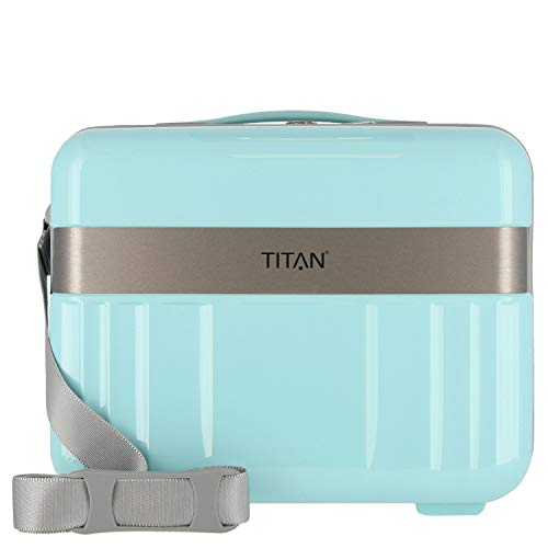 TITAN Spotlight Flash PC Beauty Case 38 cm mint
