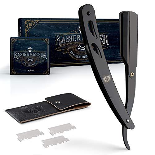 ENTORIS – Premium Rasiermesser für Herren –...