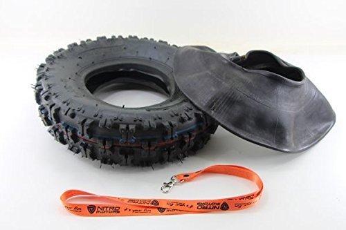 Nitro Motors Reifen mit Schlauch für Quads 4.10-6...