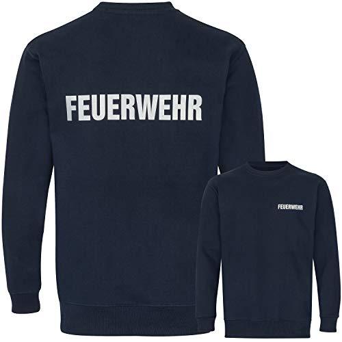 PACO Feuerwehr Premium Sweatshirt Herren 220g/m²...