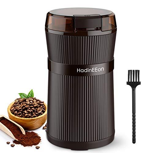 Kaffeemühle Elektrische, HadinEEon 200W Tragbare...
