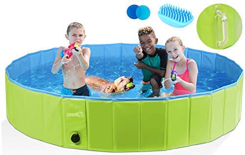 Pecute Hundepool Schwimmbad Für Hunde und...