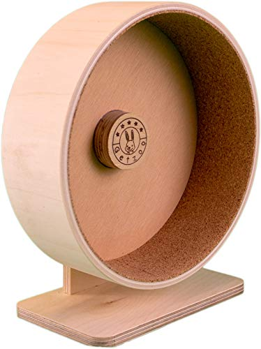 Ø 21 cm Getzoo Premium Korklaufrad (Ø 19,4 cm...