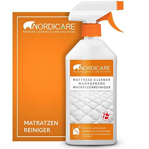 Nordicare Matratzenreiniger [500ml] Spray für...