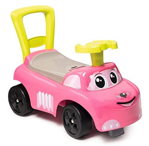 Smoby 720524 Mein erstes Auto Rutscherfahrzeug,...
