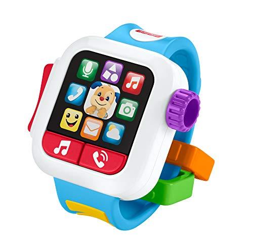Fisher Price GJW10 GNK88 - Lernspaß Smart Watch,...
