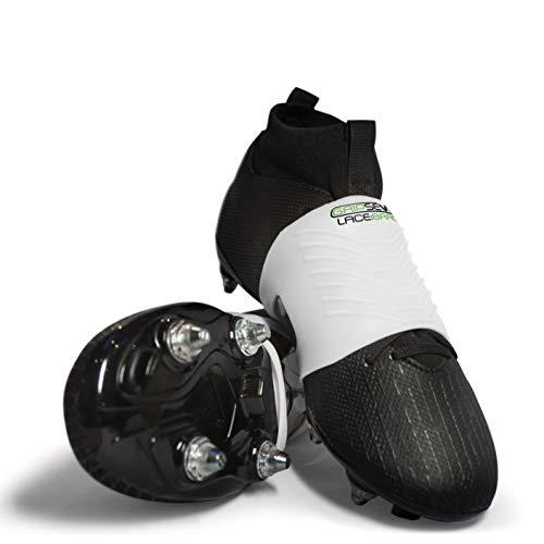 GRIP:SEVEN Unisex Grip Seven White-Boot lace...