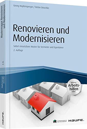 Renovieren und Modernisieren - inkl. Arbeitshilfen...