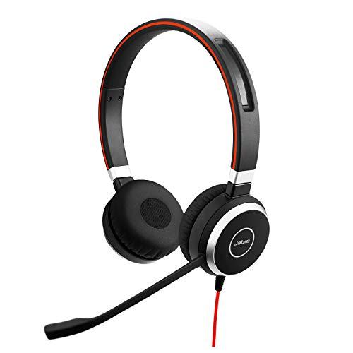 Jabra Evolve 40 MS Stereo Headset - Microsoft...