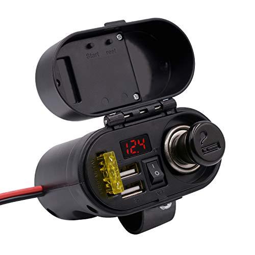 Kriogor 3A/5V 2 Ports USB Steckdose+...