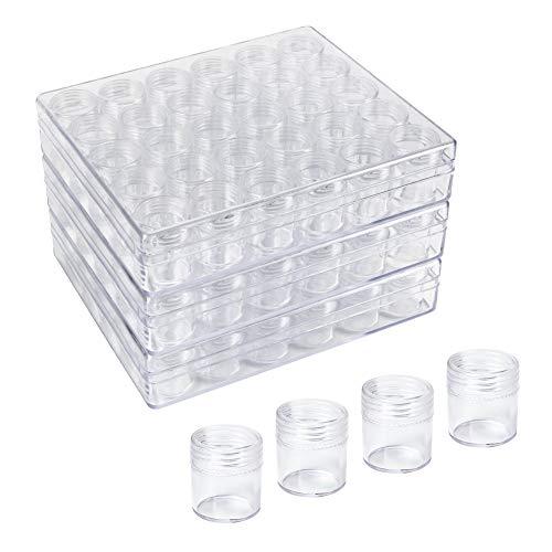 NBEADS 3 Sets Aufbewahrungsboxen Aus Kunststoff,...