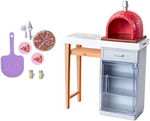 Barbie FXG39 - Möbel Spielset Outdoor mit...