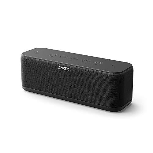 Anker SoundCore Boost Bluetooth Lautsprecher,...