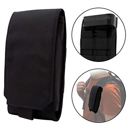 Clakit Outdoor Handy-Tasche mit Klemmhalterung...
