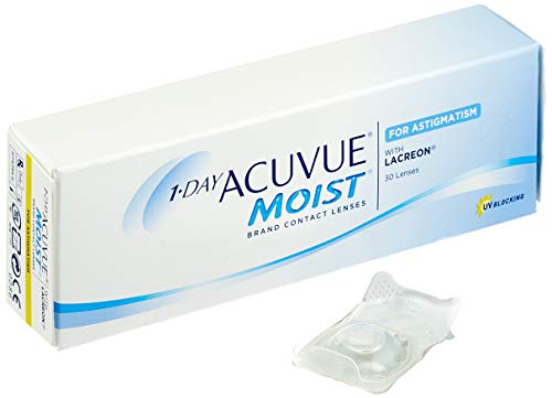 ACUVUE MOIST 1-DAY for Astigmatism Tageslinsen –...