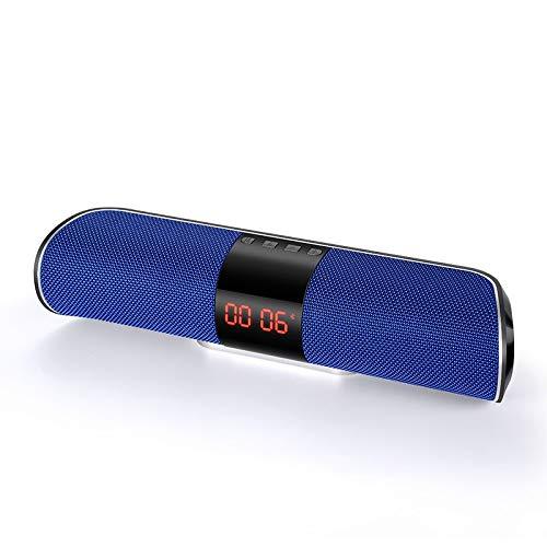 CHYSP Drahtloses Bluetooth Audio Dual-Lautsprecher...