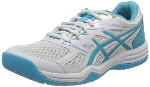 ASICS Damen Upcourt 4 Volleyball Shoe,...