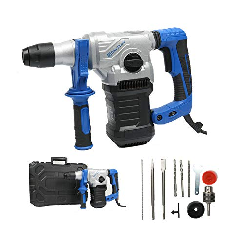 Bohrhammer mit SDS Plus Aufnahme 1500W...