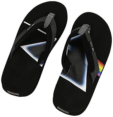 Pink Floyd - M - Black Herren Sandalen