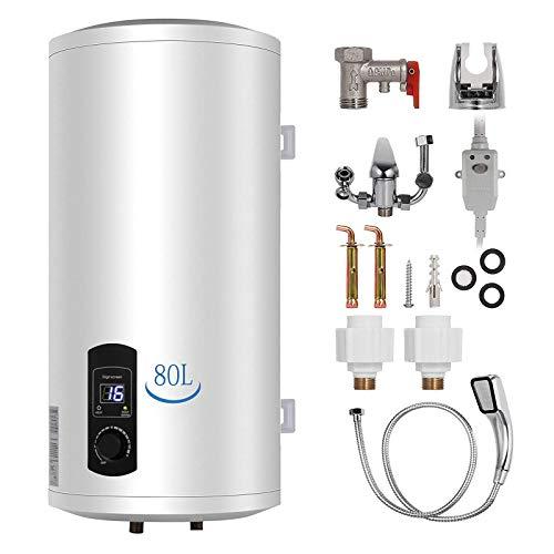 80L Elektrische Warmwasserbereiter 2KW Boiler...