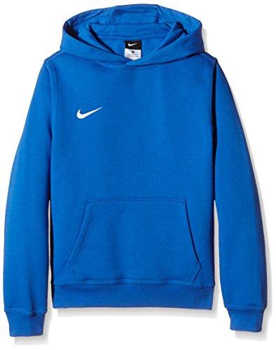 Nike Unisex Kinder Kapuzenpullover Team Club, Blau...