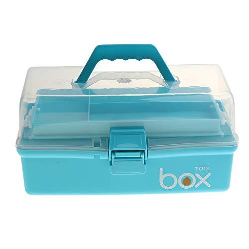 Aufbewahrungsbox Kunststoffbehälter mit Deckel...