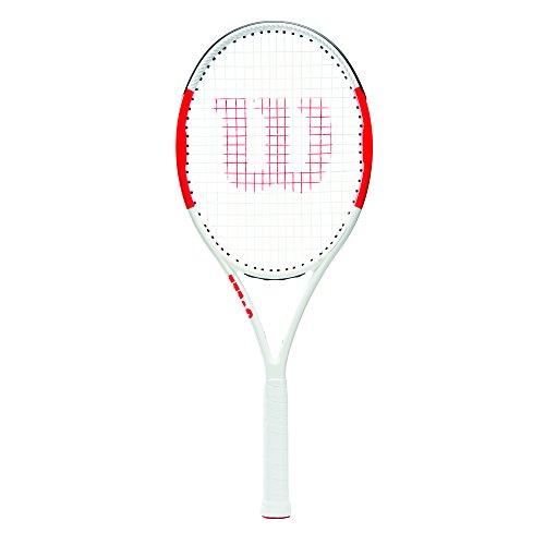 Wilson Tennisschläger, Six.One Lite 102, Unisex,...
