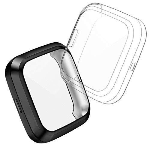 CAVN Hülle Kompatibel mit Fitbit Versa 2...
