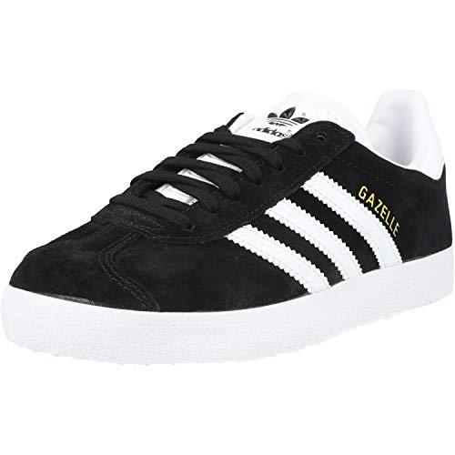 adidas Herren Gazelle Sneakers, Schwarz...