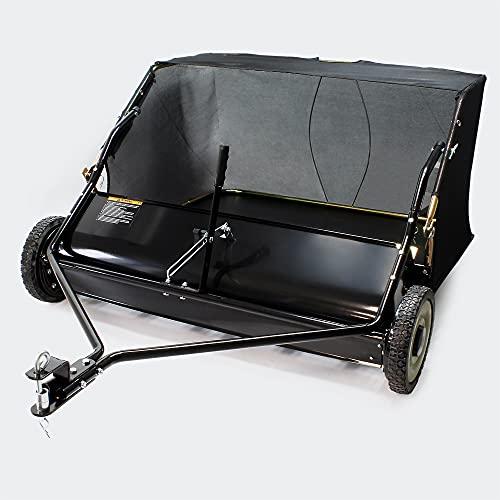 Rasenkehrmaschine für Aufsitzmäher mit 95cm...